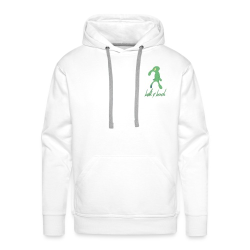 Bold and Brash - Original - Mannen Premium hoodie
