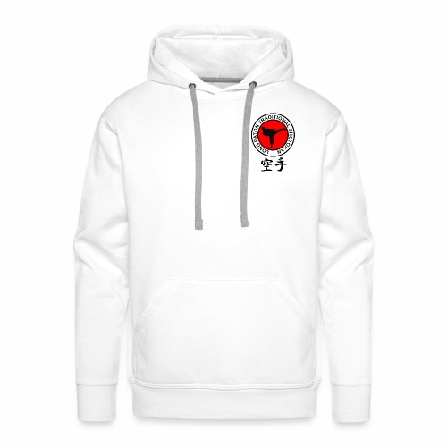 long eaton trad shotokan 1 - Men's Premium Hoodie