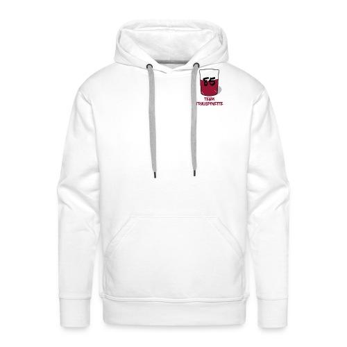 Team Trouspinette - Sweat-shirt à capuche Premium pour hommes