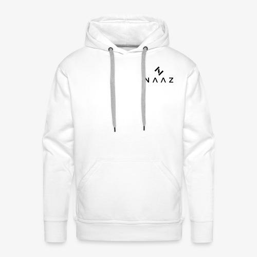 NAAZ Black - Männer Premium Hoodie