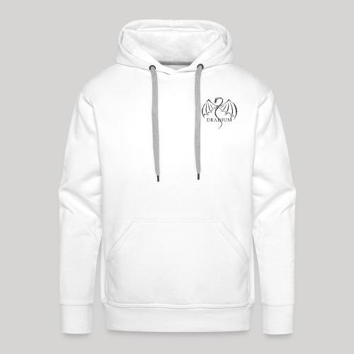 Dradium - Sweat-shirt à capuche Premium pour hommes