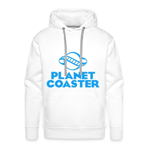 game planet coaster - Mannen Premium hoodie