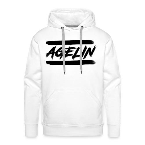 AGELIN - Premium hettegenser for menn