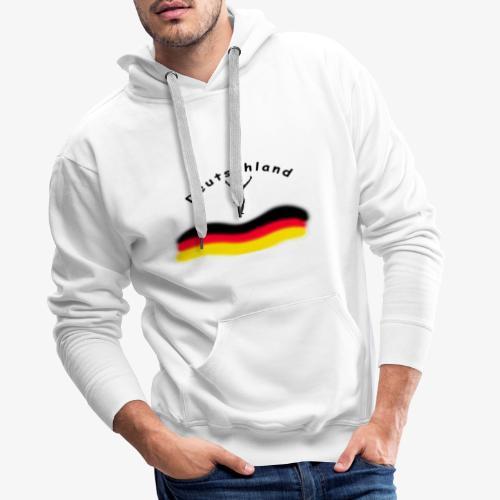 Fussball WM Weltmeisterschaft - Männer Premium Hoodie