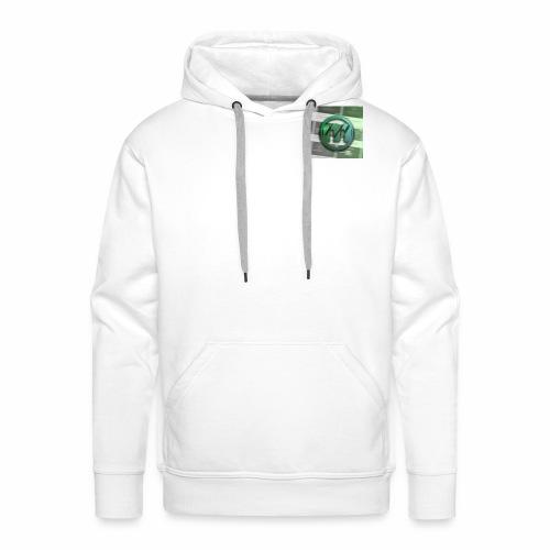 T-shirt Mattieboss - Mannen Premium hoodie
