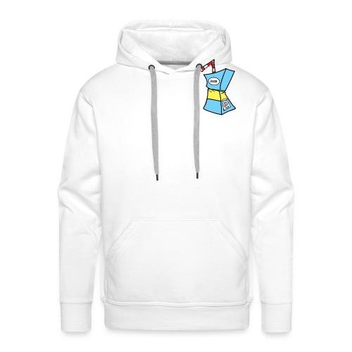 juiced Logo - Mannen Premium hoodie