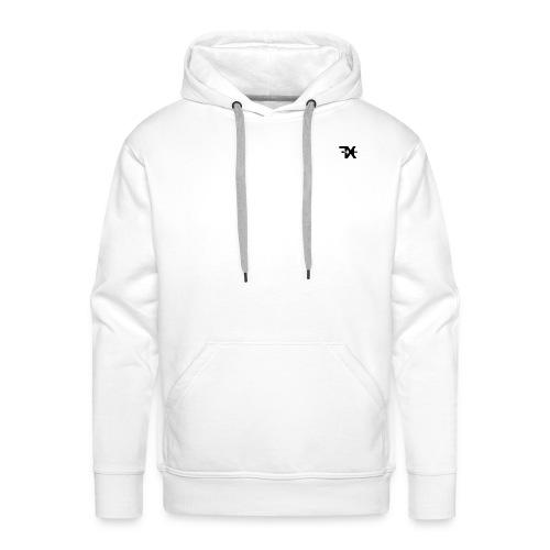 Fx T-shirts - Sweat-shirt à capuche Premium pour hommes