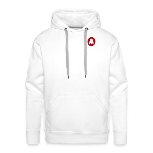 PT Ghost Logo - Men's Premium Hoodie