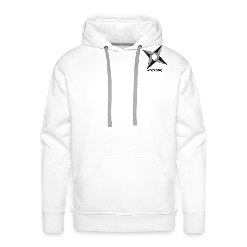 The Ninja Star - Men's Premium Hoodie