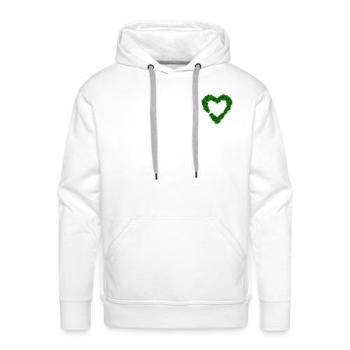 sauvegarder environnement - Sweat-shirt à capuche Premium pour hommes