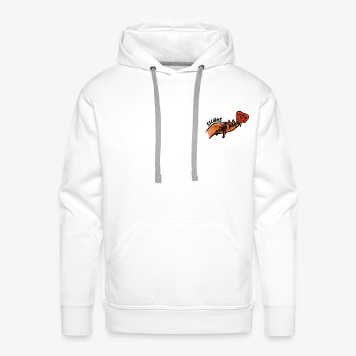 SILUNS 0111100 - Sweat-shirt à capuche Premium pour hommes