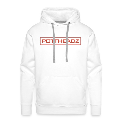 PottHeadz basics - Männer Premium Hoodie