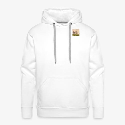 FLO - Moi, je dis - Sweat-shirt à capuche Premium pour hommes