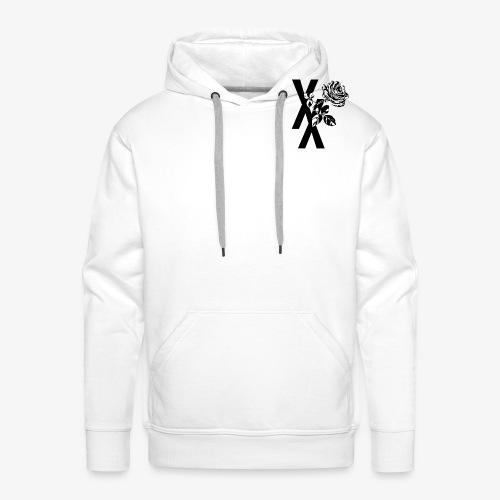 EST19XX ROSE - Mannen Premium hoodie