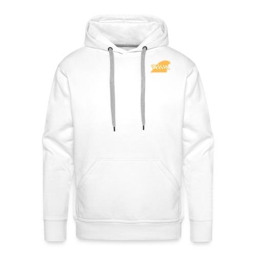 LOGOWAVE3 - Sweat-shirt à capuche Premium pour hommes