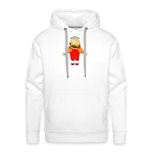 Je Bent Wat Je Eet - Mannen Premium hoodie
