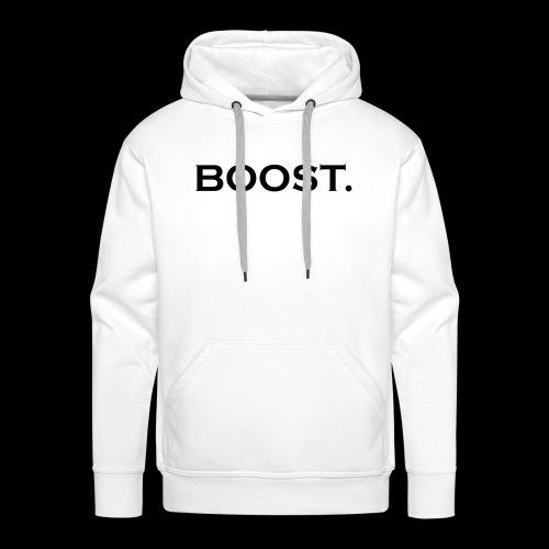 BOOST design - Männer Premium Hoodie