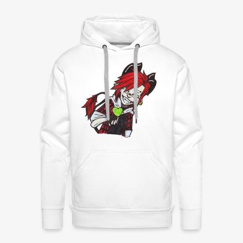 KEUR SUR TUA - Sweat-shirt à capuche Premium pour hommes