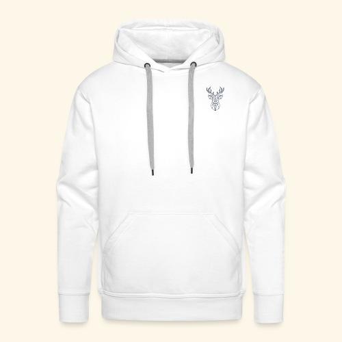 Cerflo - Sweat-shirt à capuche Premium pour hommes