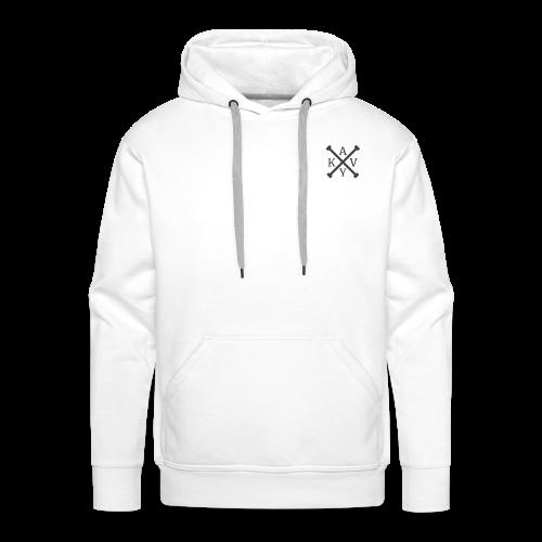 KAVY EDITION LIMITEE - Sweat-shirt à capuche Premium pour hommes