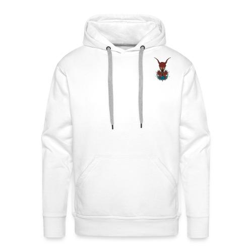 shiva - Sweat-shirt à capuche Premium pour hommes