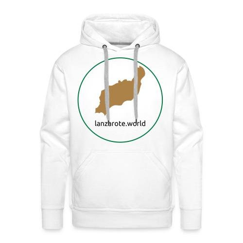 Lanzarote.world - Männer Premium Hoodie