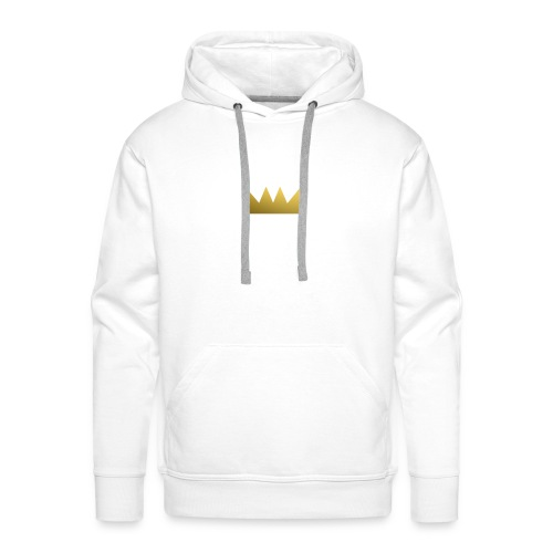 The Crown - Men's Premium Hoodie