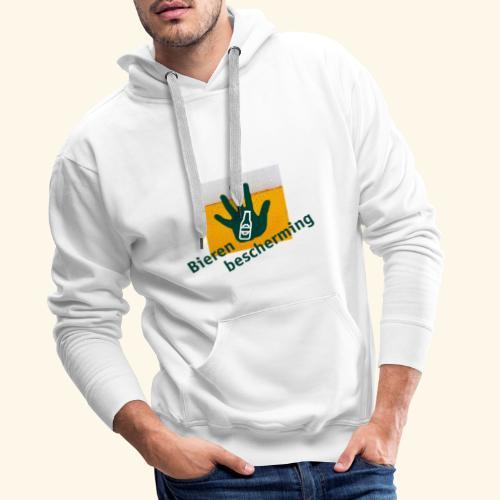 Bieren bescherming - Mannen Premium hoodie