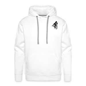 Tribal Tattoos High Design - Men's Premium Hoodie