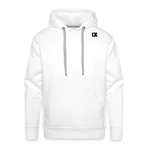 DM-Bart - Mannen Premium hoodie