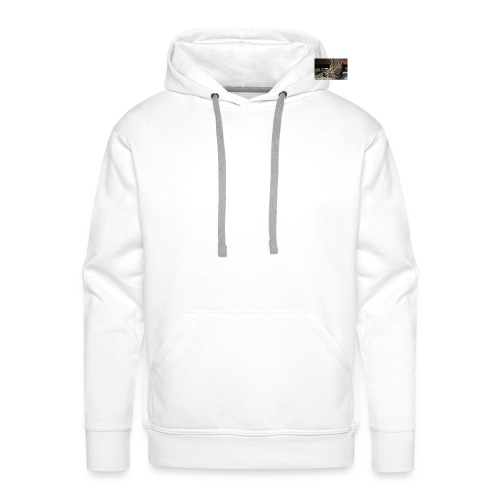 ILOVECATS Polo - Mannen Premium hoodie
