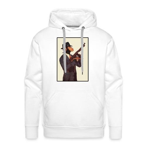 MAFIA MONKEY - Mannen Premium hoodie