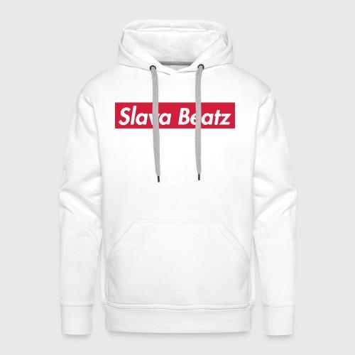 Slava Beatz Sup.-Logo - Männer Premium Hoodie
