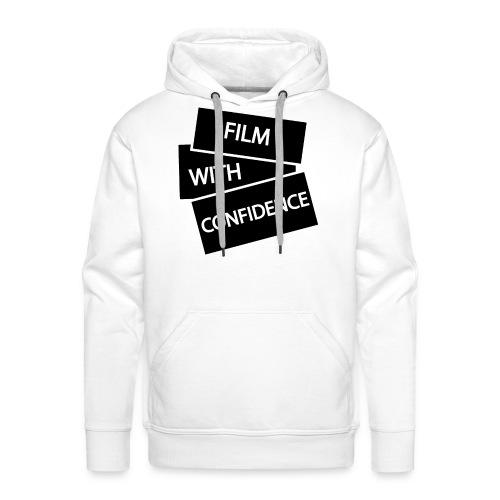 Film with Confidence - Men's Premium Hoodie