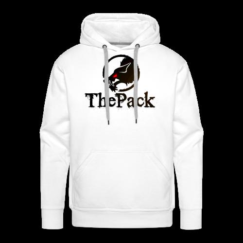 ThePack Logo klassisch - Männer Premium Hoodie