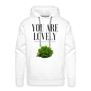 You are lovely - Fortnite Edition - Sweat-shirt à capuche Premium pour hommes