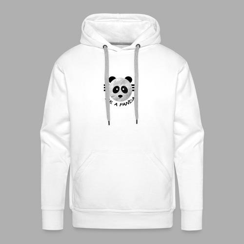 be a pandaa - Männer Premium Hoodie
