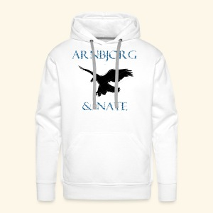 Arnbjorg washed out - Männer Premium Hoodie