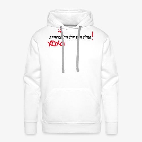 searching for the XOXO - Männer Premium Hoodie