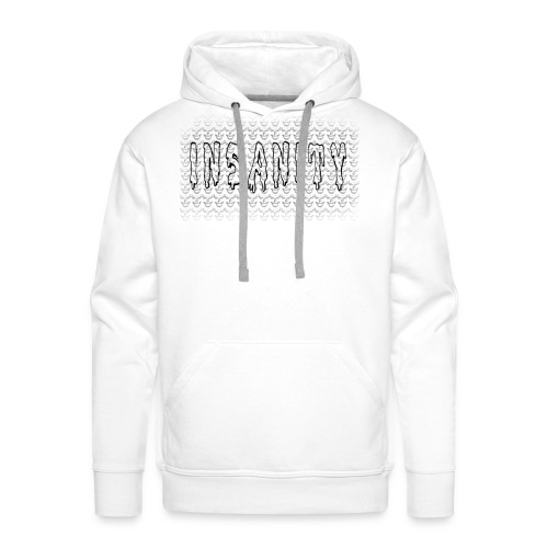 Insanity Faces - Men's Premium Hoodie