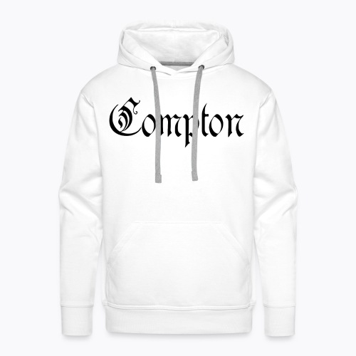 Compton 2 - Männer Premium Hoodie