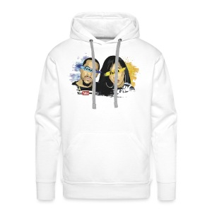 Daina and Ahmet - Men's Premium Hoodie