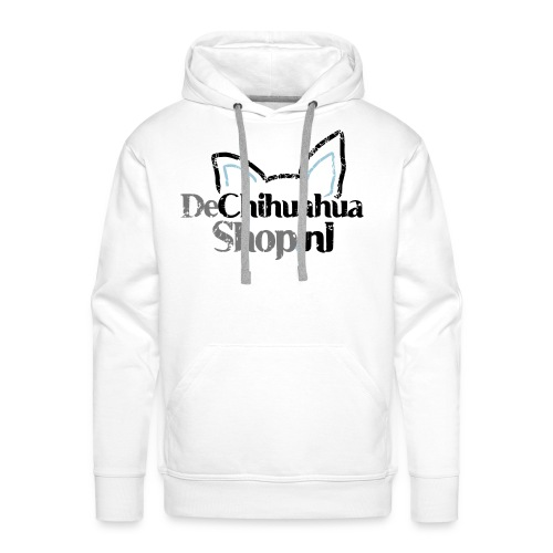 De Chihuahua Shop Logo - Mannen Premium hoodie