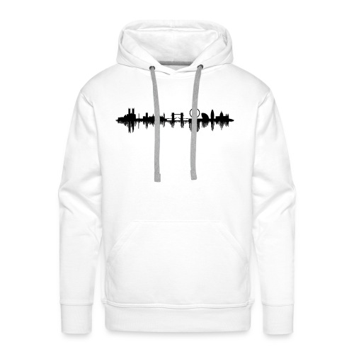 The Sound Of London - Männer Premium Hoodie