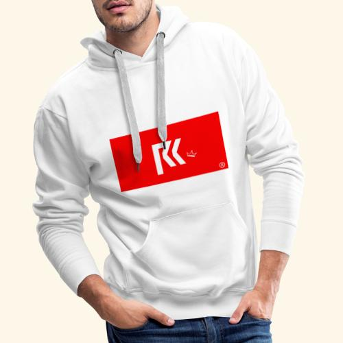 RK Official Design - Männer Premium Hoodie