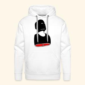 Meatman - Sweat-shirt à capuche Premium pour hommes