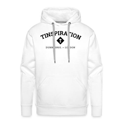 Tinspiration Logo - Men's Premium Hoodie