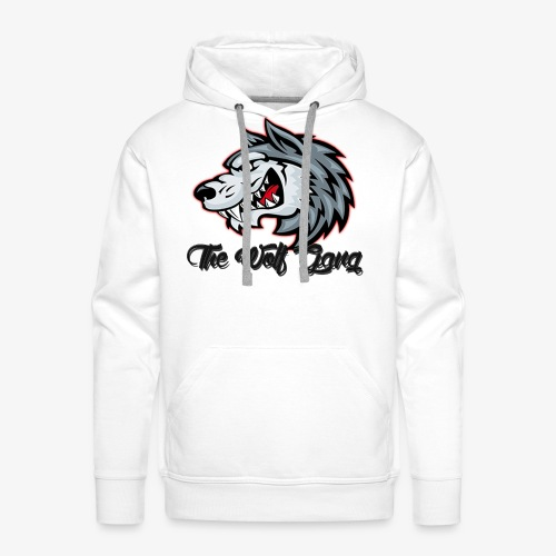 The Wolf Gang - Sweat-shirt à capuche Premium pour hommes