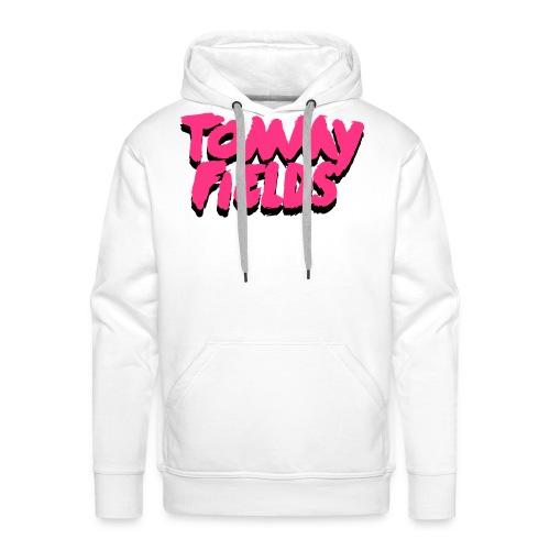 Signature tee - Mannen Premium hoodie