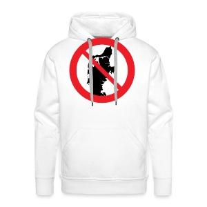 Jylland forbudt - Bestsellere - Herre Premium hættetrøje